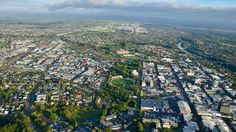 Hamilton City North Island NZ