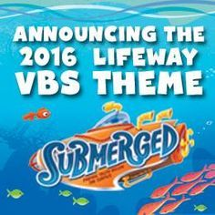 Lifeway VBS 2016 Submerged Decoration Ideas. Click here for many Decoration Ideas - http://momssavingmoney.com/lifeway-vbs-2016-submerged/