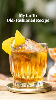 Brandy Cocktails, Vodka Drinks, Refreshing Cocktails, Fun Cocktails, Bar Drinks, Cocktail Drinks, Yummy Drinks, Cocktail Recipes, Alcoholic Drinks