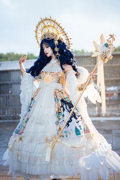 Fantasy Photography, Artistic Photography, Moda Lolita, Old Fashion Dresses, Lolita Cosplay, Japanese Fashion, Lolita Fashion, Gothic Lolita, Look Cool