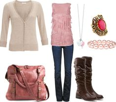 """pink"" by sandreamarie on Polyvore"