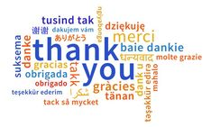 Sample Thank You Notes and Email Messages: Phrases to Say Thank You