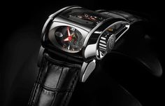10 of the Hottest High-End Car-Inspired Watches - Parmigiani Bugatti Super Sport Watch