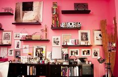 LUV DECOR: #5 OUR DREAMS CAN BE... PINK!!!