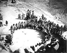 American Indian Pictures; Hopi Indian Dancers