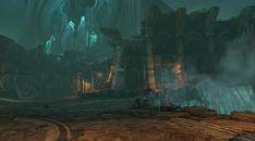ArtStation - Sorcery - Lockbarrow Level, Brett Lo
