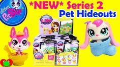 *NEW* Littlest Pet Shop Series 2 Pet Hideouts