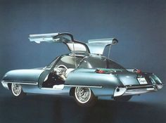 Ford Cougar, Concept Car 1962
