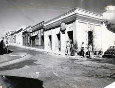 Esquina de San Luis ....años 50