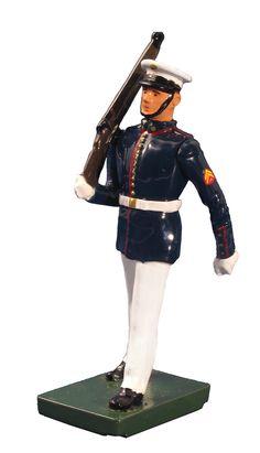 W. Britains - USMC