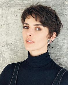 New Modern Short Haircuts For Women & Pixie And Bob Cut 2019 A password will be e-mailed to you. New Modern Short Haircuts For Women – Pixie And Bob New Modern Short Haircuts For Women # Modern Short Haircuts, Popular Short Haircuts, Short Hairstyles For Women, Haircut For Thick Hair, Pixie Haircut, Wavy Hair, Pixie-cut Lang, Pixie Cut Kurz, Short Cropped Hair
