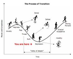 The Process of Transition