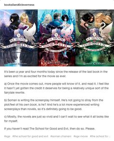 AAAAAAAAAH, I CANNOT WAIT FOR THE MOVIE TO COME OUT!!!!!!! <<< AND MORE PEOPLE SHOULD DEFINITELY READ IT!