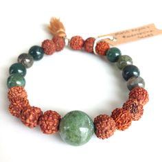 INFOA simple combination of gemstones ...