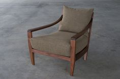 Low Lounge Chair by Matthew Hilton - Chair Blog