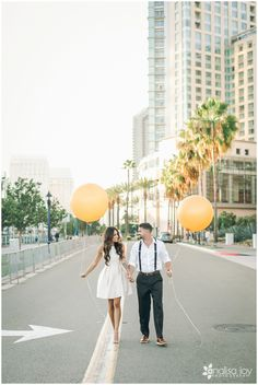 Engagement Session: Nick & Jaclyn | Petco Park, CA | Analisa Joy Photography | San Diego, CA Photographer » Analisa Joy Photography