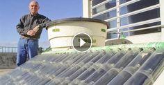 Oricine poate construi aceste panouri solare din PET-uri reciclabile. Ideea este genială!