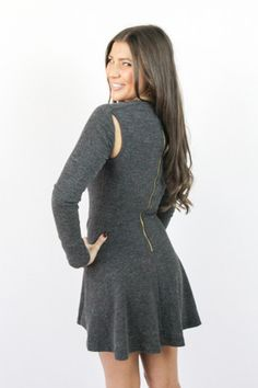 Sweater Weather Dress – The Impeccable Pig