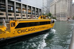 Here's a tip: Take the Water Taxi (chicagowatertaxi.com) from the Mag Mile dock to LaSalle for view of the riverwalk from the water.