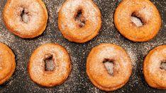 Elronthatatlan szalagos fánk Recept képpel - Mindmegette.hu - Receptek Churros, Bagel, Food And Drink, Sweets, Bread, Baking, Organize, School, Gummi Candy