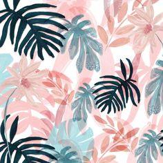 chloehallillustration:  Spring floral