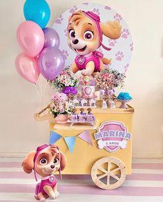 Paw Patrol Party, Paw Patrol Birthday, Birthday Tutu, 3rd Birthday Parties, Birthday Ideas, Minnie Mouse, Alice, Mini, Creative
