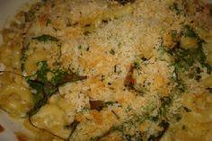 Smoky Spinach Macaroni and Cheese
