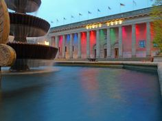 The Caird Hall Dundee Dundee, Marina Bay Sands, Scotland, Buildings, Places, Modern, Travel, Trendy Tree, Viajes