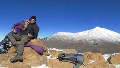 Die 10 hoechsten Gipfel Teneriffas: Ein etwas anderer Tourenbericht