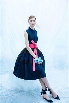 Sfilata Delpozo New York - Pre-collezioni Primavera Estate 2018 - Vogue