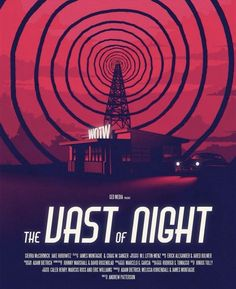 The Vast of Night (2020-Sci/Fi) Sci Fi Thriller, 2020 Movies, Night Pictures, Fantasy Island, Starry Eyed, Full Movies Download, Horror Films, Latest Movies, Movies Online