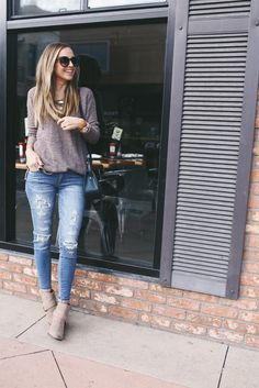 Merrick's Art // Style + Sewing for the Everyday Girl: THE JEANS EVERY WOMAN SHOULD OWN