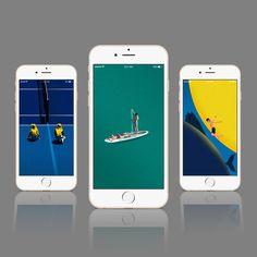 From.sky 아이폰 배경화면 - 일러스트레이션, 일러스트레이션, 디지털 아트, 일러스트레이션