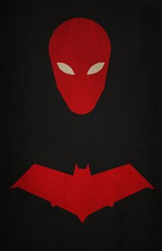 Red Hood, Jason Todd Art Print