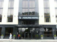 Ashling Hotel, Dublin Ireland