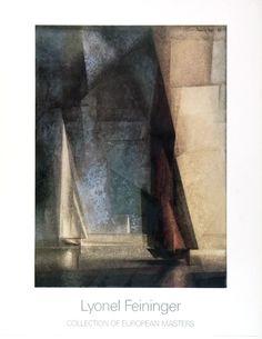 Lyonel Feininger Stiller Tag am Meer Ill Poster | eBay