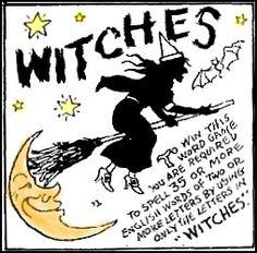 Retro Witches