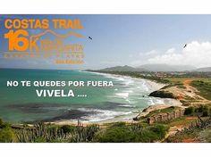 Hasta el 20 de Julio están abiertas las inscripciones para participar en la caminata de 5k y en la carrera 16k mas hermosa entra en http://ift.tt/1TOqWwB y disfruta de una carrera en contacto con los más bellos paisajes de la Isla. Sigue esta cuenta @trailvenezuelaoficial #EventosEnLaIsla  #Trail #Venezuela #Carrera #16k #Costa #Regrann