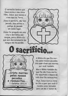 """Minha Herança"": * ""O Plano Perfeito"" Bible, Education, Comics, Blog, Kids, Crafts, Fictional Characters, Professor, Jesus Freak"
