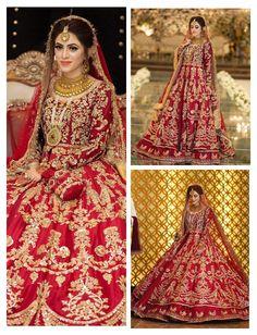 Black Bridal Dresses, Latest Bridal Dresses, Indian Gowns Dresses, Bridal Outfits, Pakistani Fashion Party Wear, Pakistani Wedding Outfits, Pakistani Bridal Dresses, Muslim Fashion, Bridal Lehenga