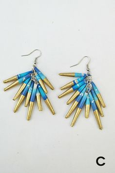 Cluster Earrings - 4 Colours in Stock, #Dress #Skirt #Fashion #Print #Africanprint #Tribalprint #Ethical   #Tribal #lookoftheday #look #luxury #LOTD #love #lookbook   #ootdfash #ootdmagazine #ootd_stylish #ootd #outfit #selfie #style   #stylish #mystyle #getthelook #fashion #fashionaddicted #daywear   #day #bag #fashionblogger #fashionfeen #fashionfky #fashiondiaries   #fashionaddictedx0 #fabulous #dailyfind