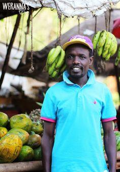 WERANNA'S: Kikoi banana tree products - ihanuudet banaanipuun lehdistä