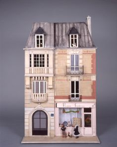 Musée de la Poupée, Paris:  Ingeborg Reisser