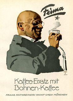 Ludwig Hohlwein, Werbuung, um 1922.