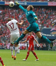 20130824 FCBFCN 2-0 Via: Your #1 source on Tumblr for Manuel Neuer