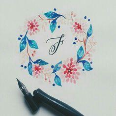 T #calligrafikas