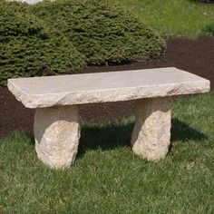 Exceptionnel Jade/Natural Stone Garden Bench | Garden And Home Community Board |  Pinterest | Natural Stones, Bench And Stone Bench