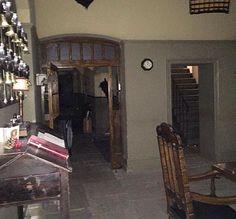 "Servants Hall (Downton Abbey), from Instagram ""downtonabbey_official"""