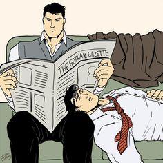 Superman X Batman, Superman Family, Dc Couples, Bat Family, Wayne Family, Superbat, Clark Kent, Comics Universe, Detective Comics