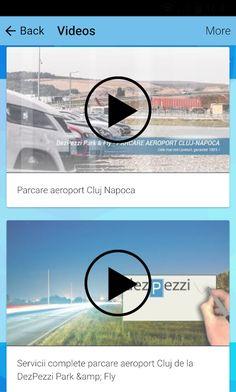 Dezpezzi Park & Fly Parcare Aeroport Cluj - Apps on Google Play